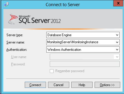 SQL Connection