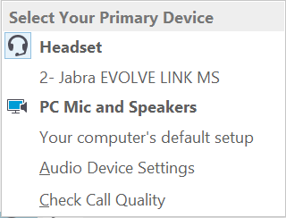 Audio Device